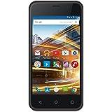 Archos 40 Neon Smartphone débloqué 3G (Ecran: 4 pouces - 8 Go - Double SIM - Android) Noir