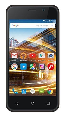Archos 40Neon Smartphone entsperrt 3g 11,4cm (: 4Zoll–8GB–Dual SIM–Android 5.1Lollipop) schwarz (Neon Microsd)