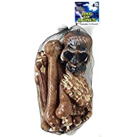 Forum Novelties Inc. Bag Of Skeleton Bones (13Pcs) Prop Decoration (accesorio de