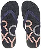 Roxy Damen Playa Zehentrenner, Blau (Navy NVY), 36 EU