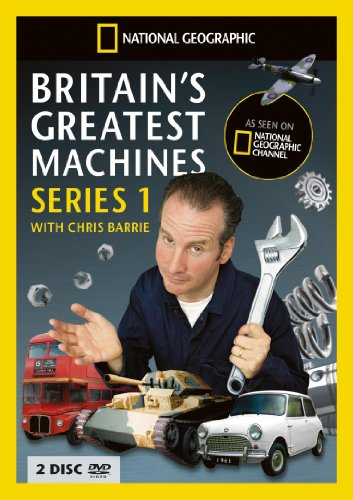 National Geographic - Britain's Greatest Machines - Series 1