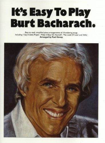 Its Easy to Play Burt Bacharach
