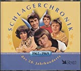 Schlagerchronik des 20. Jahrhunderts 1965 - 1969 3 CDs