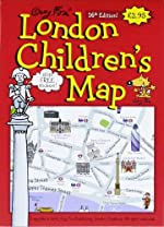 Guy Fox London Children's Map de Kourtney Harper