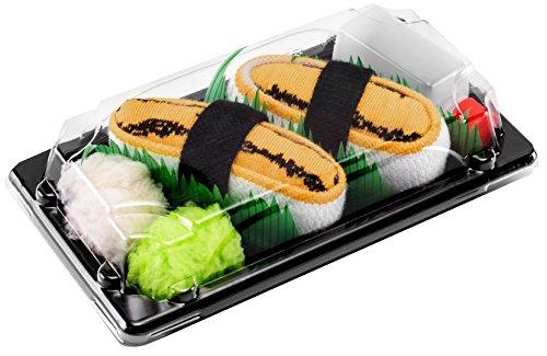 Tamago-Omelett EU-Größen: 41-46, in Europa hergestellt, ideal als Geschenk! Originelle Socken bester Qualität, mit Öko-Tex-Zertifikat. (Baby Entstanden Ideen)