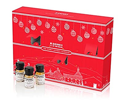 The Whisky Advent Calendar - Red (2015 Edition)