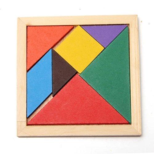Puzzle Rompecabezas Madera Juego Educativo Ingenio