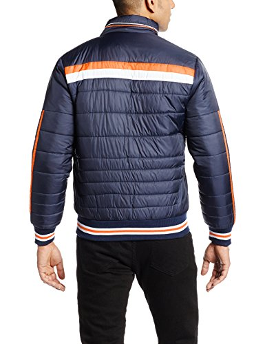 Fort Collins Men's Synthetic Jacket (1213-OL_XX-Large_Navy)
