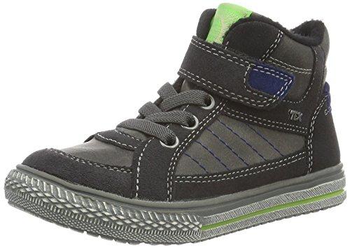 Indigo Jungen Sneaker Low-Top, Grau (250 DK. Grey), 30 EU