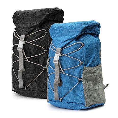 LaDicha 33L Outdoor Sport Sac À Dos Unisexe Imperméable Camping Randonnée Voyage Sac À Bandoulière