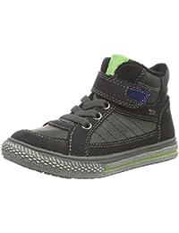 Indigo Jungen Sneaker Low-Top