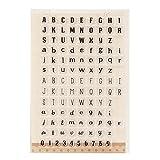 Buchstaben Zahlen Klar Silikon Dichtung Stempel Für DIY Album Scrapbooking Karte Decor
