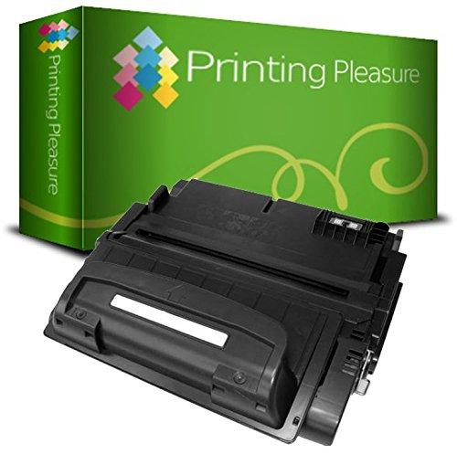 Printing Pleasure Toner Kompatibel zu Q1339A/39A für HP Laserjet 4300 4300DTN 4300N 4300TN 4300DTNS 4300DTNSL - Schwarz, Hohe Kapazität 4300tn Laser