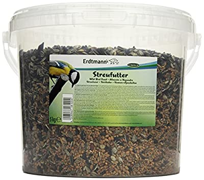Erdtmann Wild Bird Food in Tub, 5 Kg by Christoph & Franz Erdtmann OHG