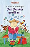 Der Denker greift ein. by Christine Nöstlinger (1989-04-30)