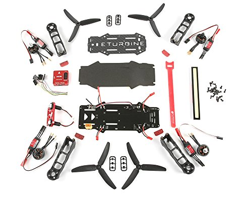RACECOPTER FPV 250 COMBO KIT
