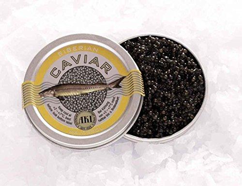 AKI - Siberian Caviar - 500g