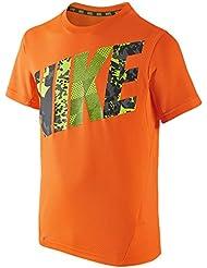 T-Shirt d'entraînement NIKE Vapor Dri-Fit Enfant Graphic T-Shirt