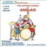 Mes premières chansons en anglais 2 (CD audio)
