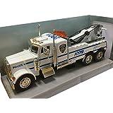 Peterbilt Tow Truck [Jada 05011], NYPD, 1:32 Die Cast