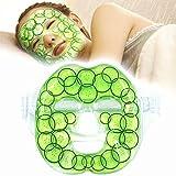 I grandi prodotti per te. Non conosci i tuoi problemi di cura del viso. La maschera facciale lo risolverà.   La sua forza magica:   Alleviare mal di testa e dolore sinusale. Adatto per l...