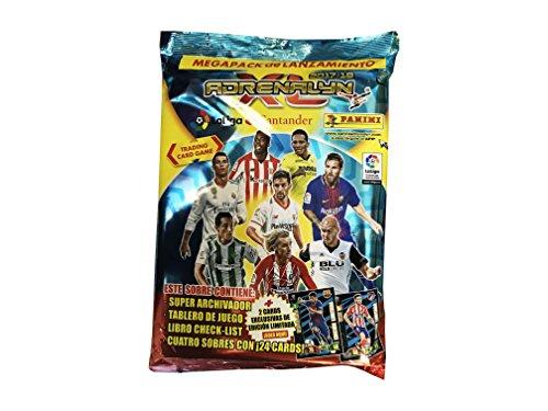 La Liga Santander Mega pack Adrenalina (Panini 003506SPE2)