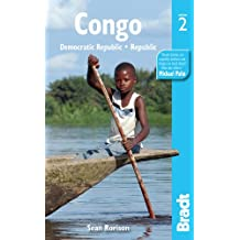 Congo: Democratic Republic . Republic (Bradt Travel Guides)