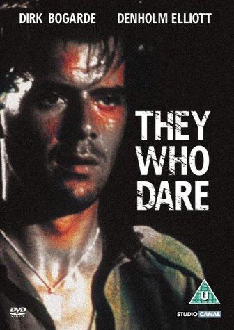 They Who Dare [UK Import] - Peel William