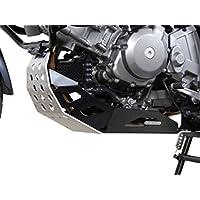 2002-2009 Motorschutz Heed SUZUKI DL 1000 V-Storm schwarz aluminium