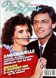 NOUS DEUX [No 2077] du 22/04/1987 - EMMANUELLE DANS OMBRES SUR LE LAC -ENFANTS D'AUJOURD'HUI / LA MODE ET LES TRICOTS -DESPROGES PAR DENISOT Livre Pdf/ePub eBook