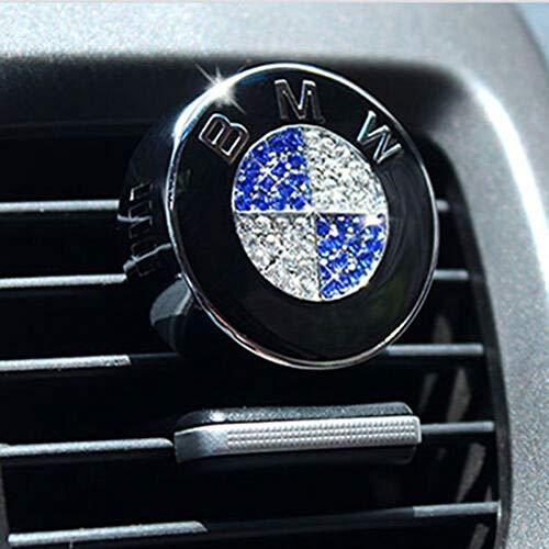 Fitracker - Deodorante per auto con logo a clip, con confezione regalo