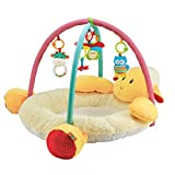 ELC Early Learning Centre Blossom Farm Laurie Lamb Snuggle Playmat Baby Gym