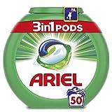 Ariel 3en1 Pods - Detergente En Cápsulas, Original, Limpieza Increíble, Limpia, Quita Manchas,...