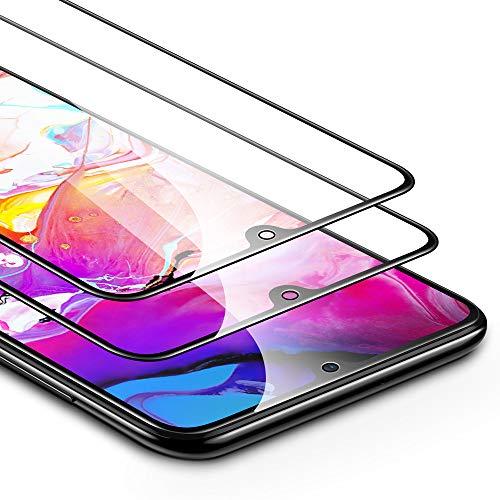 ESR Protector Pantalla Samsung Galaxy A70 [2 Unidades]