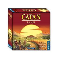 Giochi Uniti GU445 – Catan – Il Gioco [nuova versione]