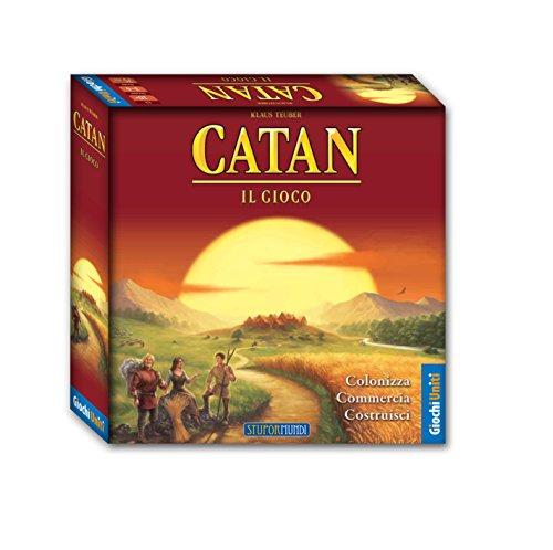 Giochi Uniti GU445 - Catan - Il Gioco [nuova versione]
