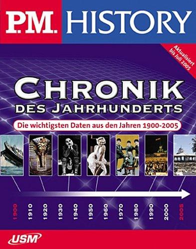 P.M. History - Chronik des Jahrhunderts (DVD-ROM