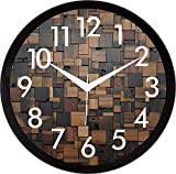 RAG28 11.75 Inches Designer Wall Clock for Home/Living Room/Bedroom/Kitchen (13397)