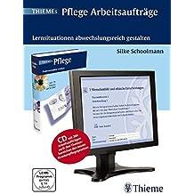 THIEMEs Pflege Arbeitsaufträge. CD-ROM für Windows 95/98/ME/2000/XP. Mit einem Klick zum abwechselungsreichen Unterricht