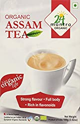 24 Mantra Organic Products Assam Tea, 100g