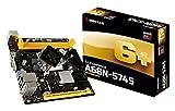 Biostar a68N-5745AMD A70M Mini ITX Motherboard?Motherboards (DDR3-SDRAM, DIMM, 1333MHz, Dual, 32GB, AMD)