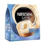 #6: Nescafe Latte Caramel (20 Stick) Pouch, 500g