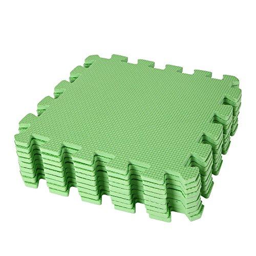de191fcb66e ... Kicode 9 PCS Puzzle Colchoneta de ejercicio de juegos para niños Con la  alta calidad de ...