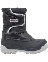 KEFAS - Igloo 3329 - Bottes de neige Canadiennes Junior