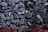 25 Säcke a´20 Kg, Canadian Slate Schwarz 10-20mm, Edelsplitt - gebrochen (9879001241)