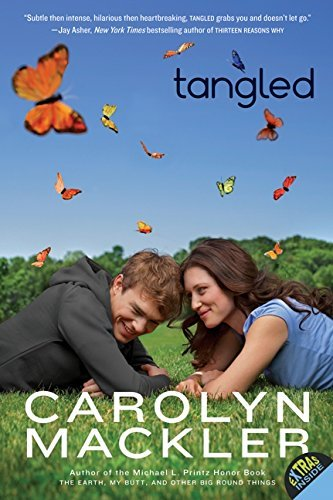 Tangled by Carolyn Mackler (2011-06-14)