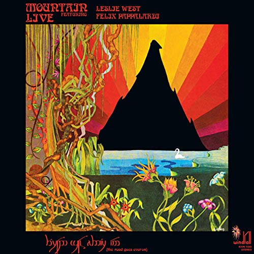 Mountain: Live - The Road Goes Ever On (Audio CD)
