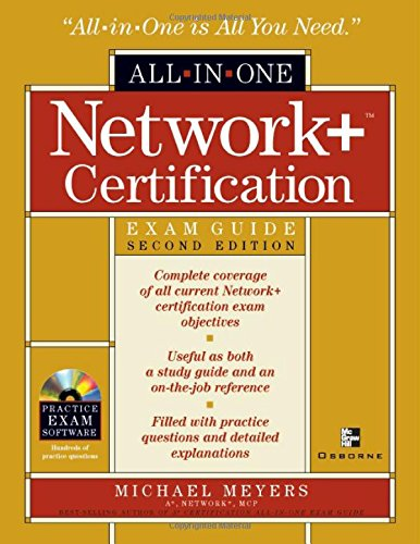 Network+ Certification All-in-one Exam Guide por Michael Meyers