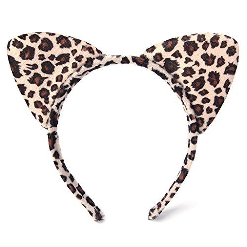 Autone Fox Katze Ohr Form, Kopfband, Tier Cosplay Halloween Party Kostüm, ()