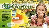3D-Garten 6.0 Deluxe, DVD-ROM Der digitale Gartenarchitekt. Für Windows 95/98 SE/NT 4.0/2000/XP/ME. Enzyklopädie mit üb. 12.000 Pflanzen. Inkl. Bewässerungssoftware Sprinklerstar C 1.1